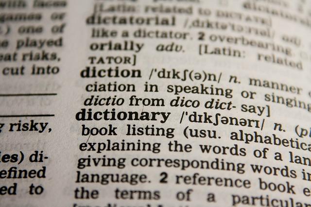Używanie słownika podczas lekcji